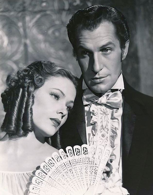 Vincent Price in Dragonwyck