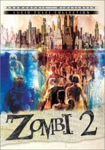 Zombi 2 dvd
