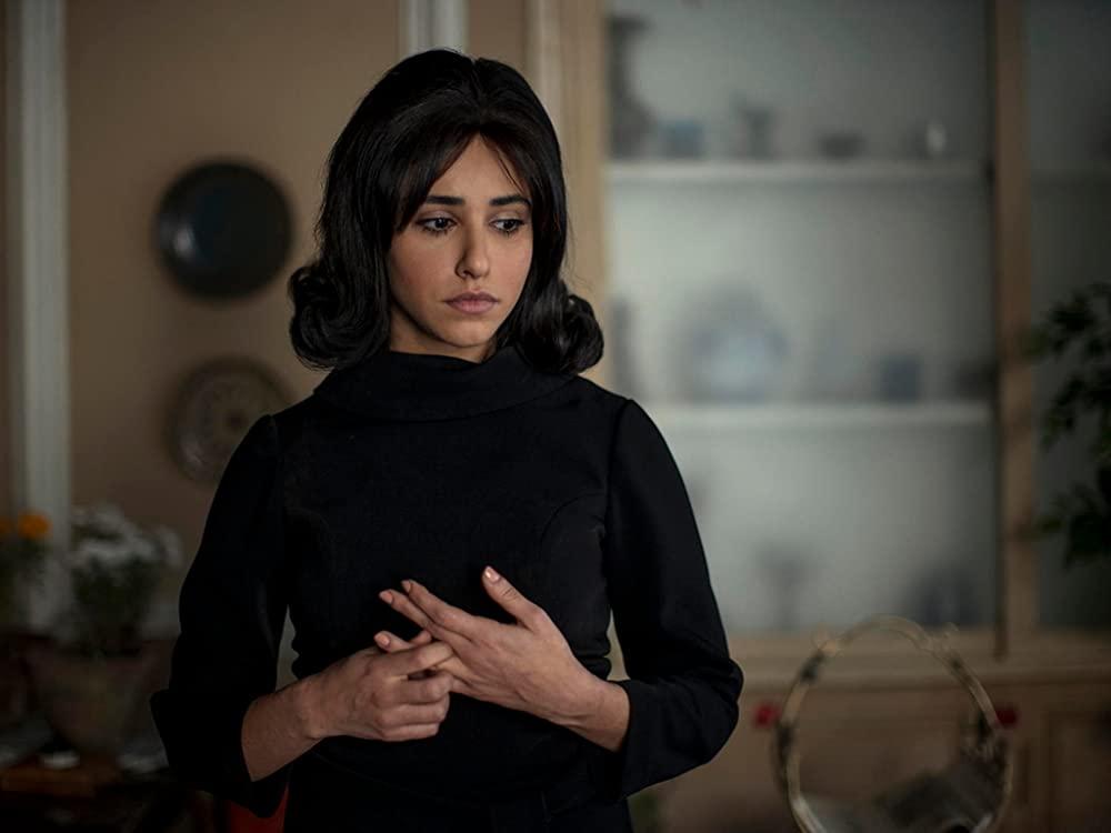 Paranormal recensie - Aya Samaha als Huwaida Abdel Moniem