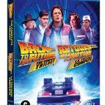 Back To The Future Trilogy recensie - Blu-Ray packshot