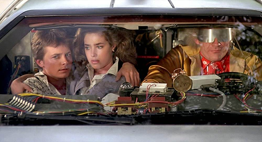 Back to the Future trilogy recensie - Back to the Future Part II