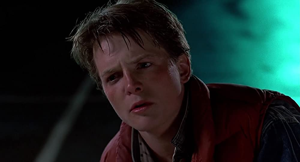 Back to the Future trilogy recensie - Michael J. Fox als Marty McFly