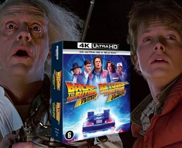 Back to the Future trilogy recensie - Modern Myths