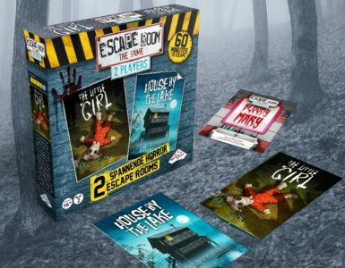 Escape Room The Game: 2 Players Horror recensie – Modern Myths