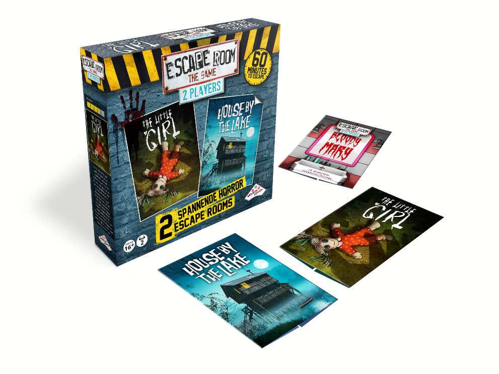 Escape Room The Game: 2 Players Horror speloverzicht