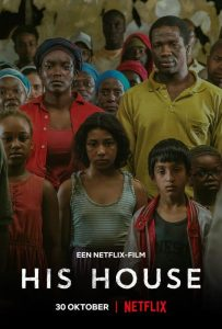 His House recensie - poster