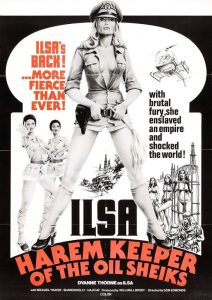 Ilsa - Harem Keeper of the Oil Sheiks - poster