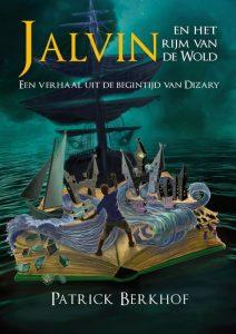 Jalvin en het rijm van de Wold - Patrick Berkhof cover