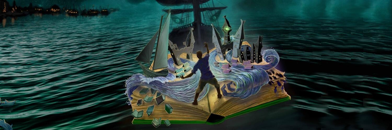 Jalvin en het rijm van de Wold winactie - Modern Myths
