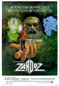 Modern Myths Nieuws 2020 Week 42 – 44 - Zardos poster