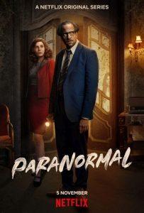 Paranormal recensie - poster