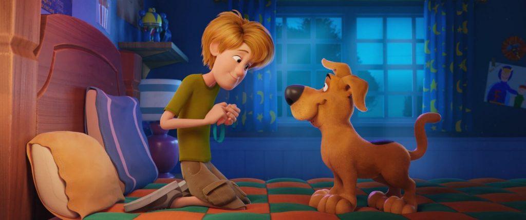 Scooby! recensie - Jonge Shaggy en Scooby