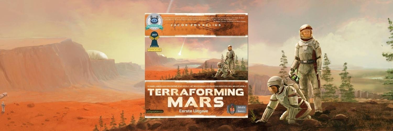Terraforming Mars recensie - Modern Myths