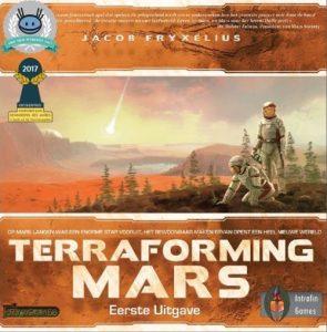 Terraforming Mars recensie - Packshot