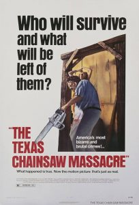 The Texas Chainsaw Massacre - poster