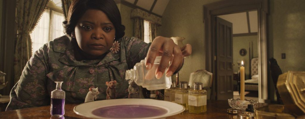The Witches recensie – Octavia Spencer