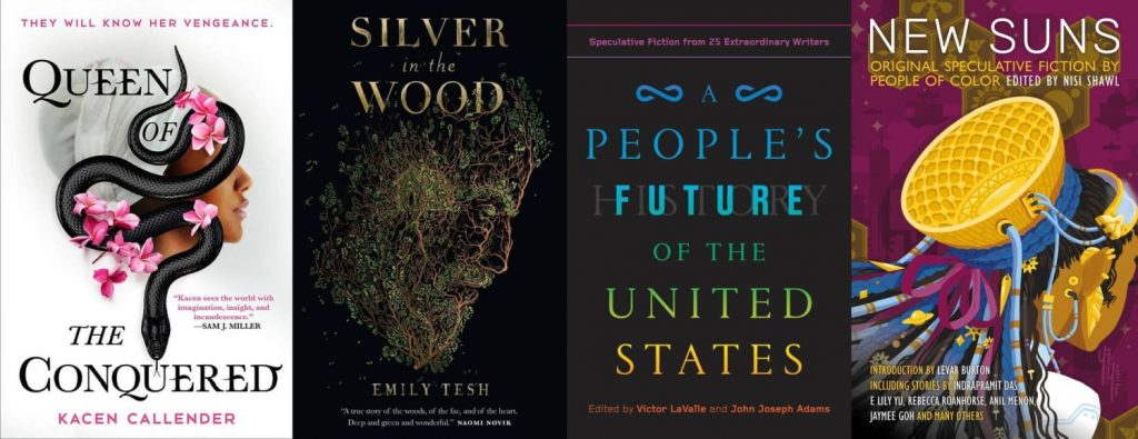 Modern Myths Nieuws 2020: Week 42 – 44: World Fantasy Awards 2020 winnaars
