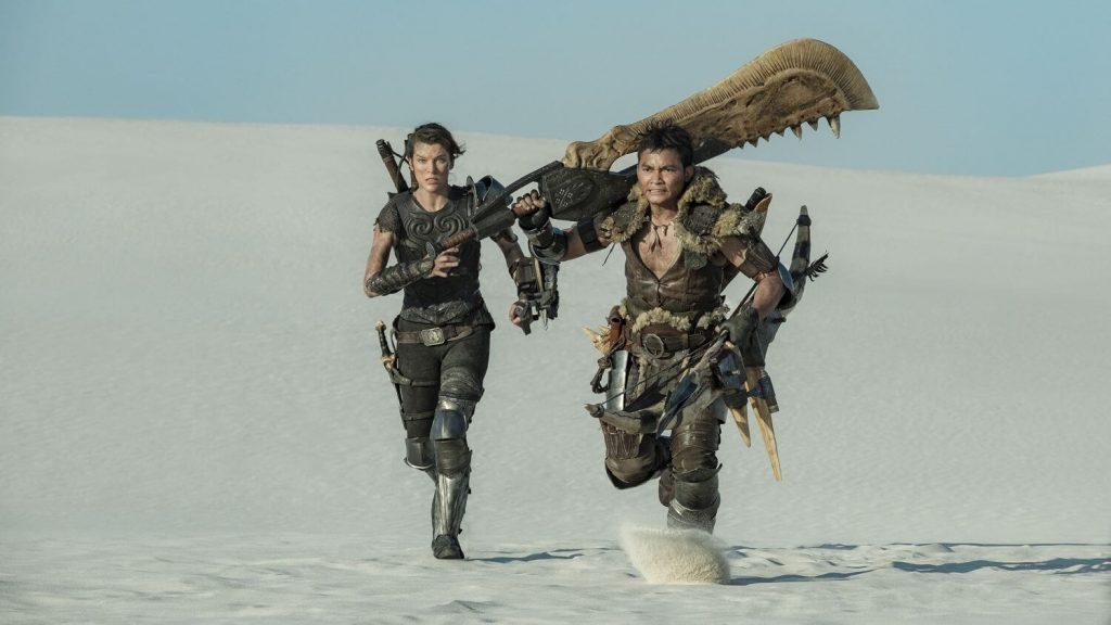 Artemis en The Hunter