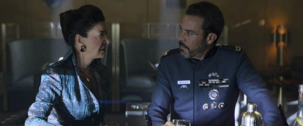 Chrisjen Avasarala in The Expanse seizoen 5