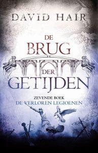 De Brug der Getijden: De Verloren Legioenen - cover