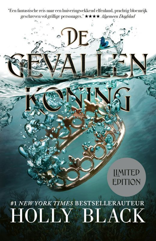 De Gevallen Koning recensie - Limited Edition packshot