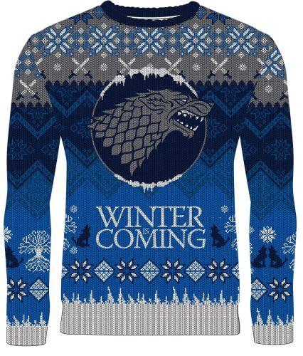 Game of Thrones kersttrui