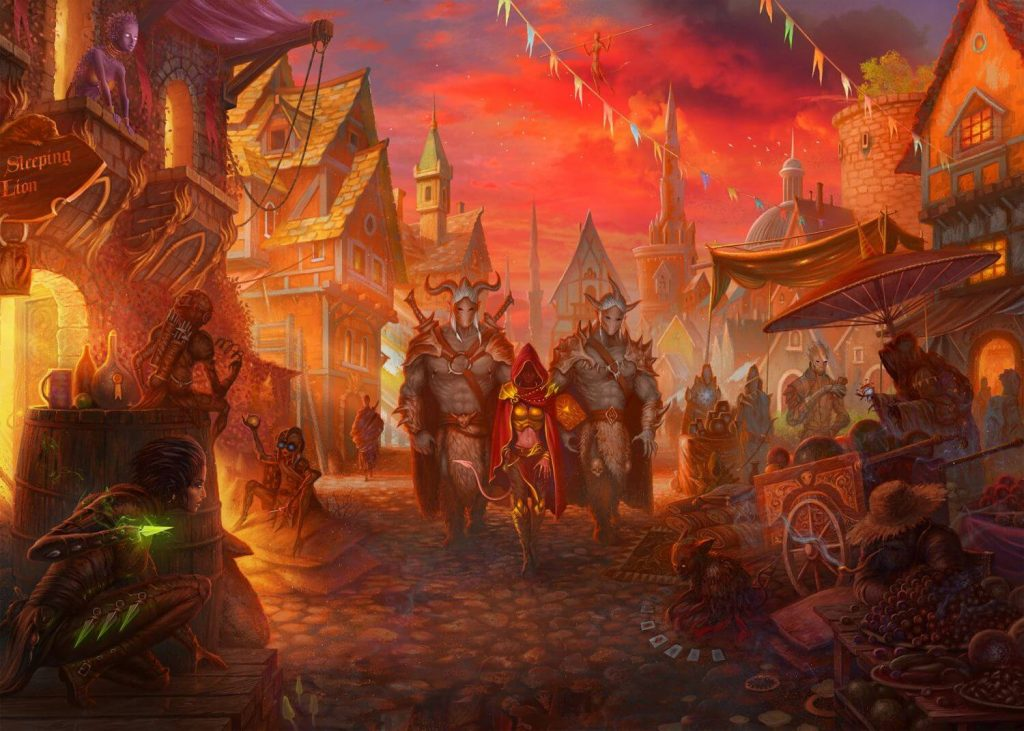 Gloomhaven artwork