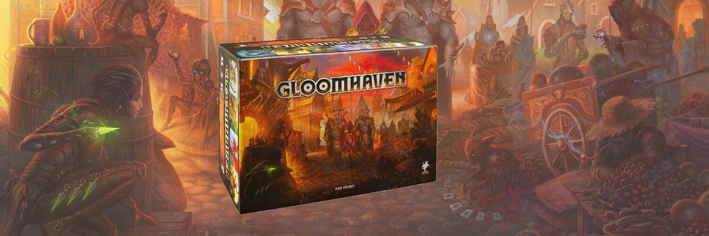 Gloomhaven recensie - Modern Myths Spellenavond