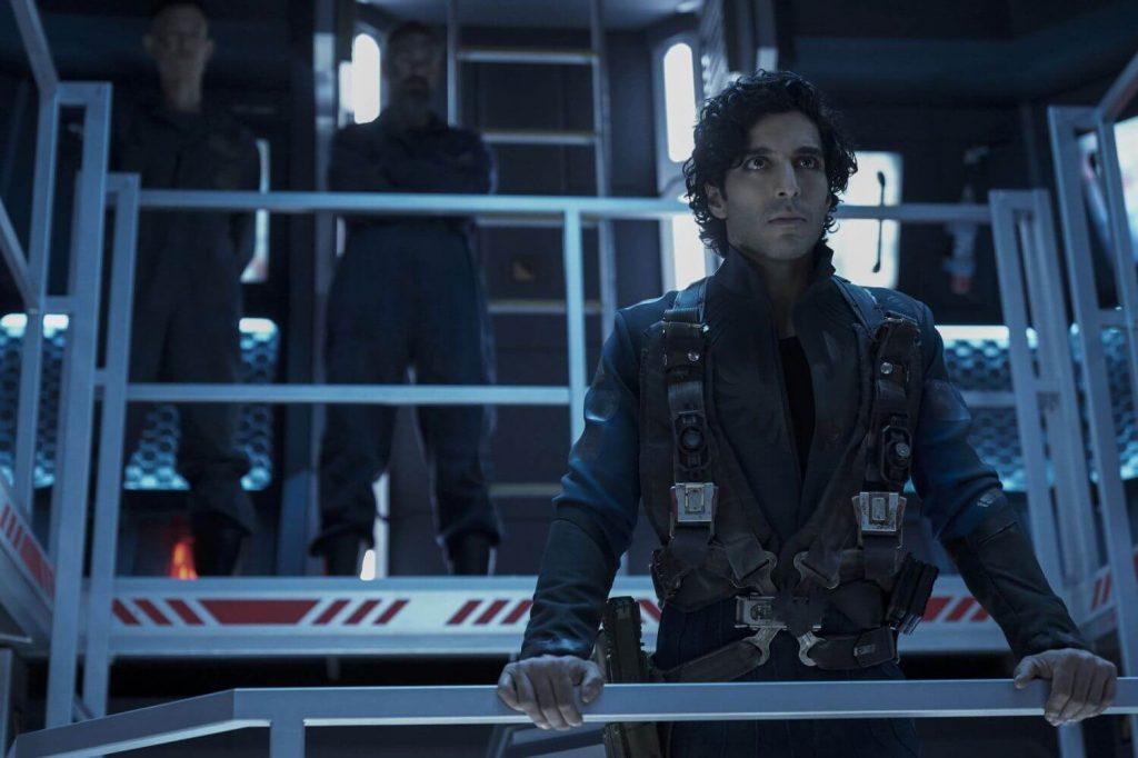 Marco Inaros in The Expanse seizoen 5