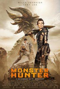 Monster Hunter recensie - poster