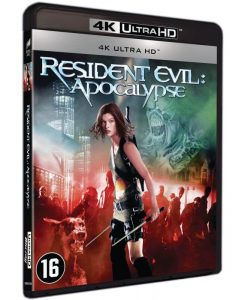 Resident Evil Apocalypse 4K UHD packshot