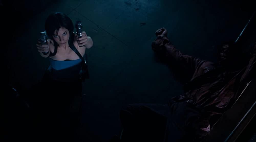 Sienna Guillory als Jill Valentine