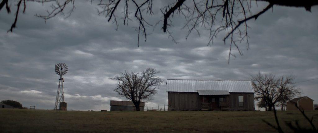 The Dark and the Wicked - een eenzaam landschap