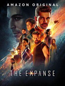 The Expanse seizoen 5 recensie - poster