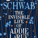 The Invisible Life of Addie LaRue - paperback cover