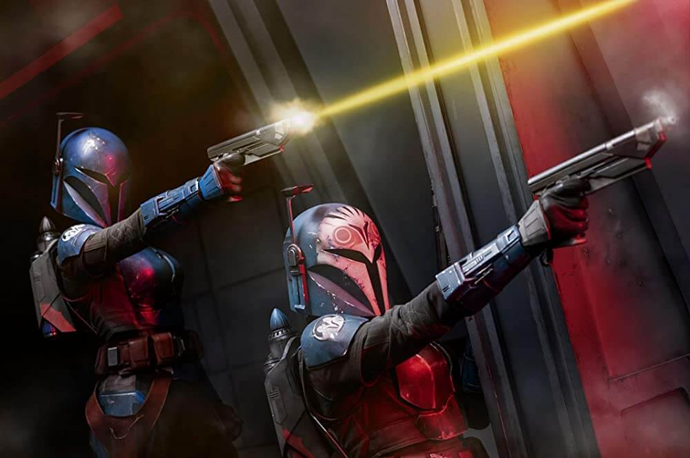 The Mandalorian seizoen 2 kijkgids - Death Watch