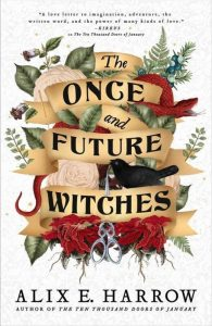 The Once and Future Witches recensie - cover
