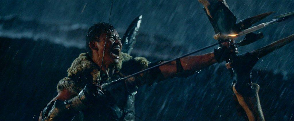 Tony Jaa als The Hunter