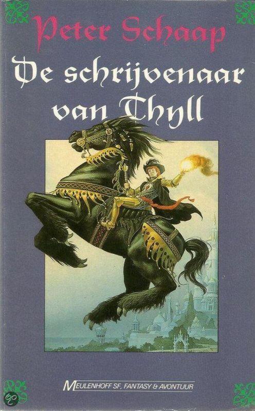 Top 5 Nederlandse genreliteratuur - De schrijvenaar van Thyll - Peter Schaap