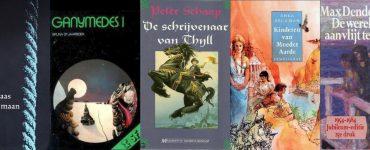 Top 5 Nederlandse genreliteratuur - Modern Myths