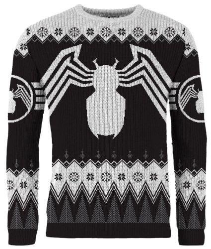 Geeky kerst trui - Venom kersttrui