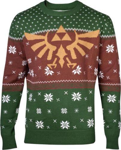 Zelda kersttrui