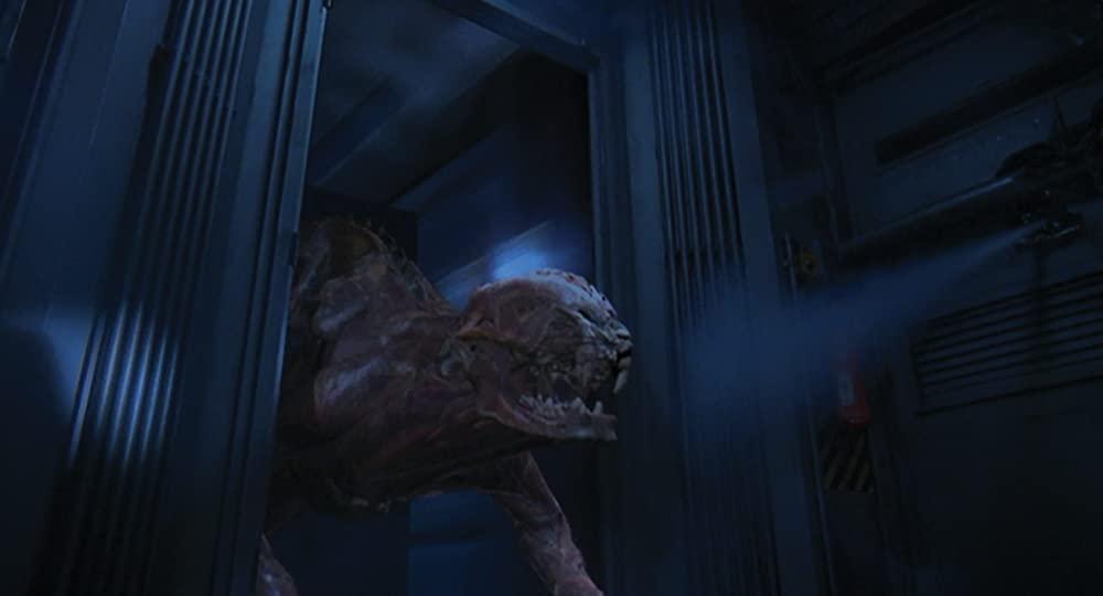 Zombie hond in Resident Evil