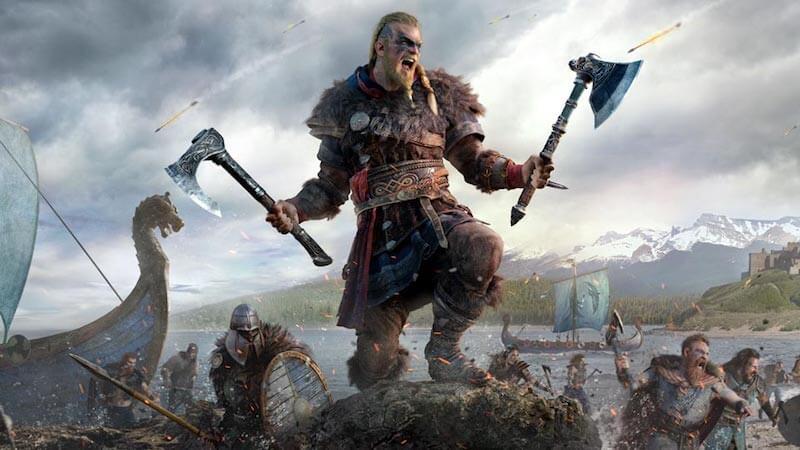 Modern Myths Redactie Top 3 van 2020 - Assassin's Creed Valhalla
