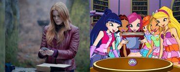 Fate: The Winx Saga en Winx Club – Modern Myths