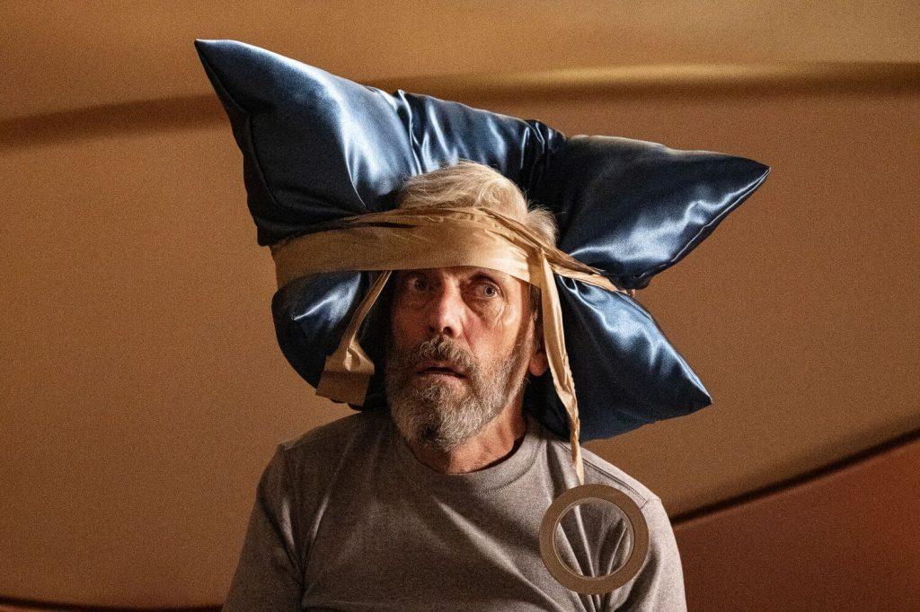 Hugh Laurie als Ryan Clark