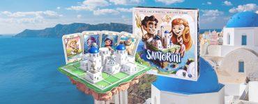 Santorini recensie - Modern Myths