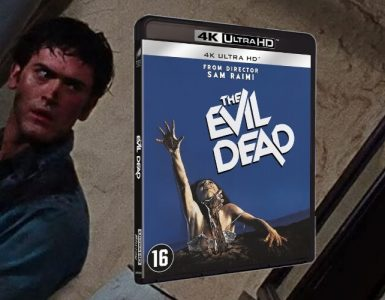 The Evil Dead 4K UHD recensie - Modern Myths