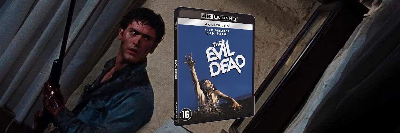 The Evil Dead 4K UHD recensie - Modern Myths
