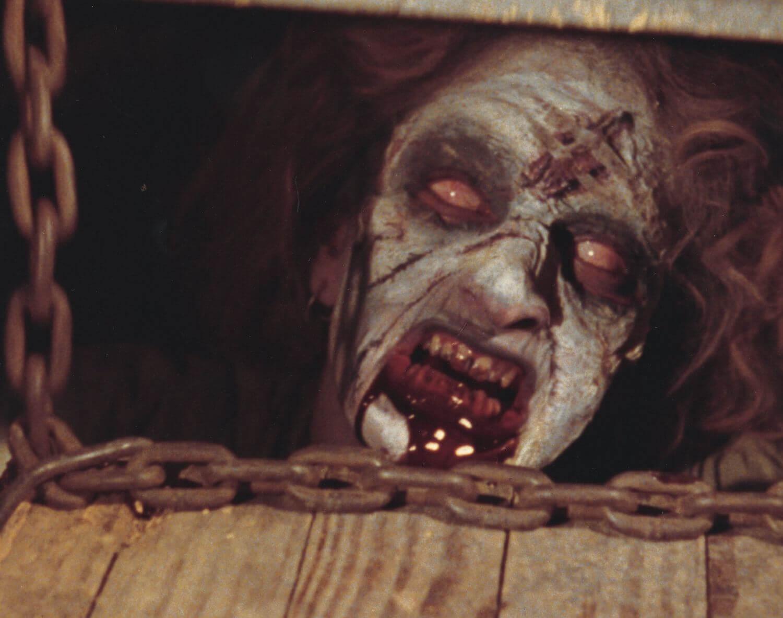 The Evil Dead in je kelder